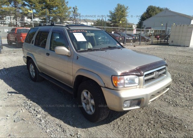 Inventory #383108605 1999 Nissan PATHFINDER