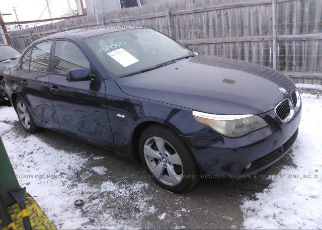 Inventory #242884044 2006 BMW 530