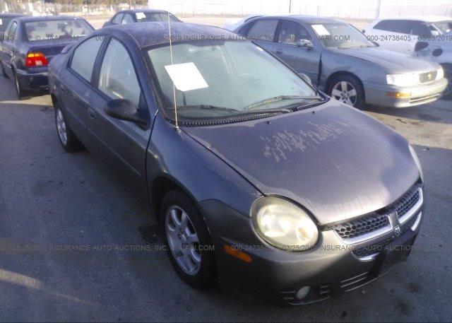 Inventory #689276839 2004 Dodge NEON