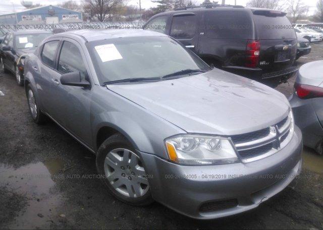 Inventory #608746246 2013 Dodge AVENGER