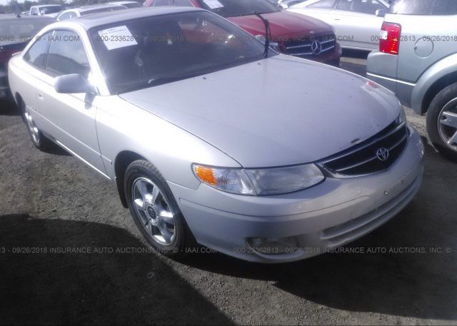 2001 Toyota CAMRY SOLARA   2T1CF22P01C451440 X2 · 2001 ...
