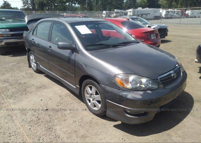 Inventory #884245734 2007 Toyota COROLLA