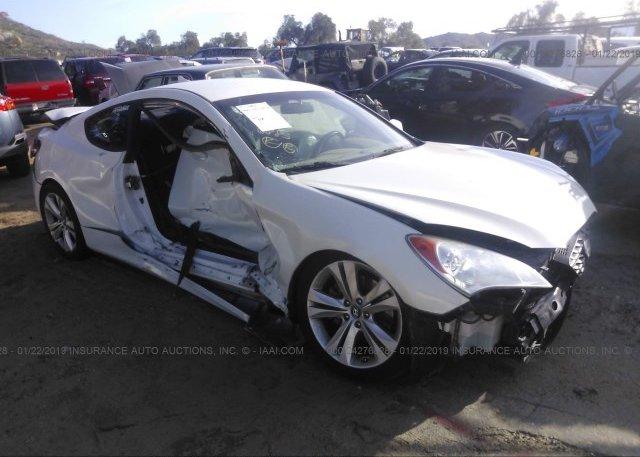 Inventory #650397486 2011 Hyundai GENESIS COUPE