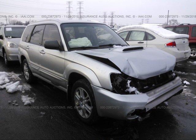 Inventory #750800210 2005 Subaru FORESTER