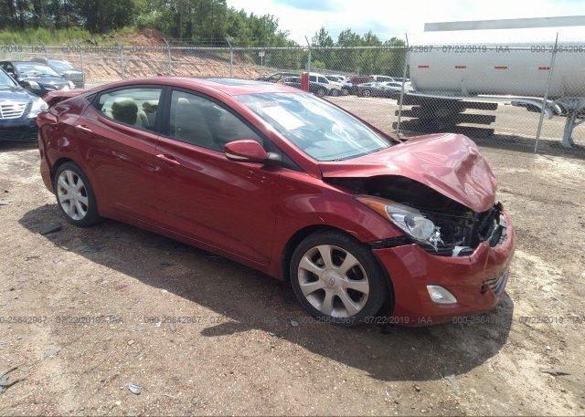 Inventory #609799895 2011 Hyundai ELANTRA