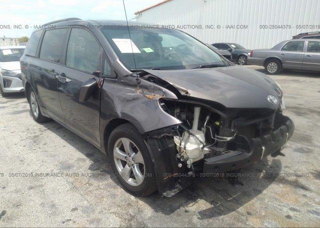 Inventory #120388045 2011 Toyota SIENNA