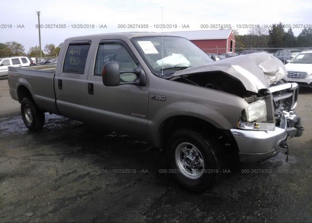 Inventory #180883681 2004 FORD F350