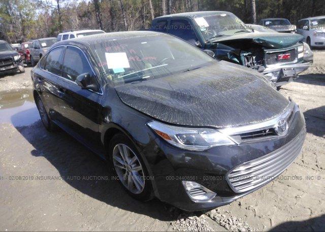 Inventory #707750438 2014 Toyota AVALON