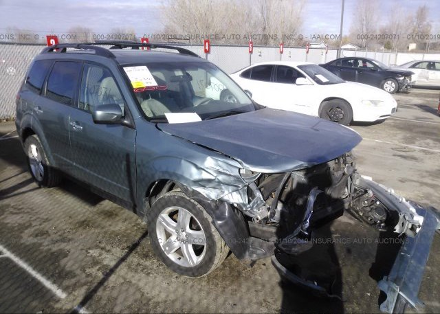 Inventory #877618299 2009 Subaru FORESTER
