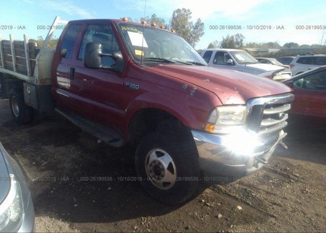 Inventory #903657414 2003 FORD F350