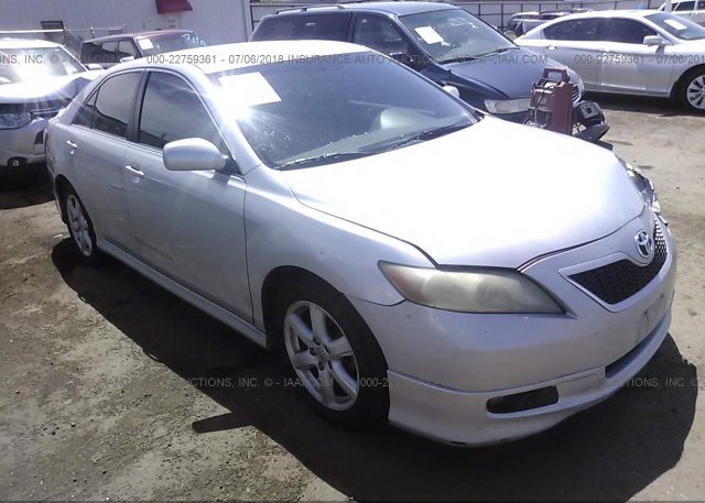 Inventory #463677881 2007 Toyota CAMRY NEW GENERATION