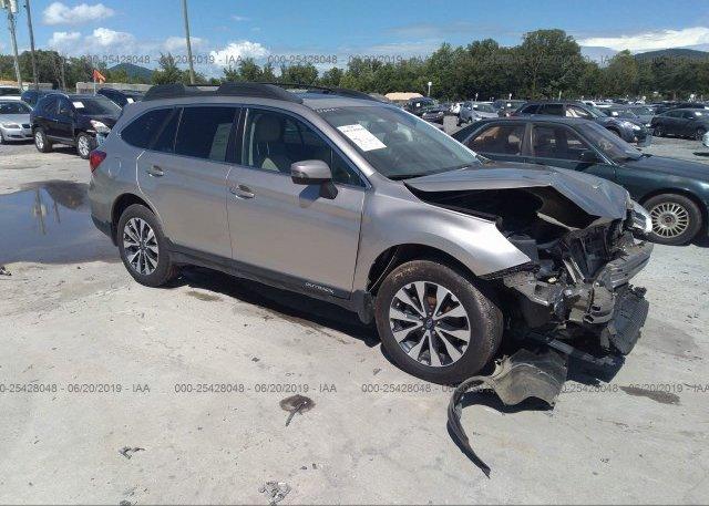 Inventory #544011528 2015 Subaru OUTBACK