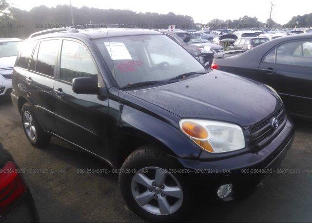 Inventory #450751055 2004 Toyota RAV4