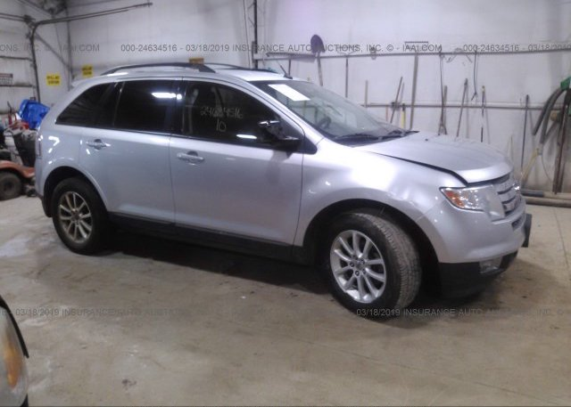 Inventory #698023333 2010 FORD EDGE