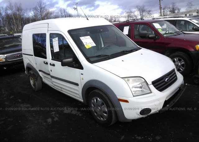 Inventory #950231771 2010 FORD TRANSIT CONNECT