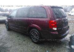 2017 Dodge GRAND CARAVAN - 2C4RDGBG2HR819723 [Angle] View