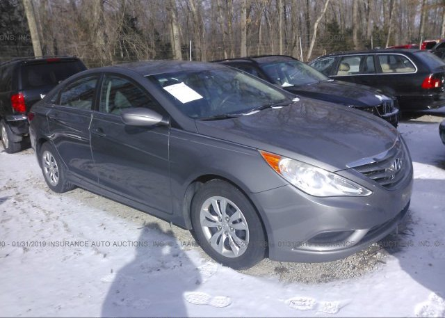 Inventory #327950881 2011 Hyundai SONATA