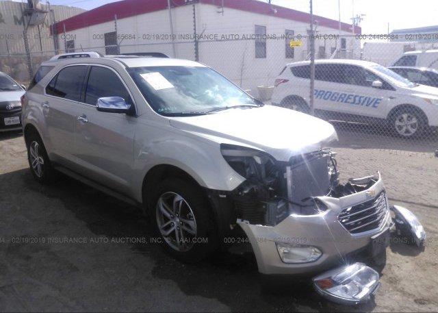 Inventory #999976549 2016 Chevrolet EQUINOX