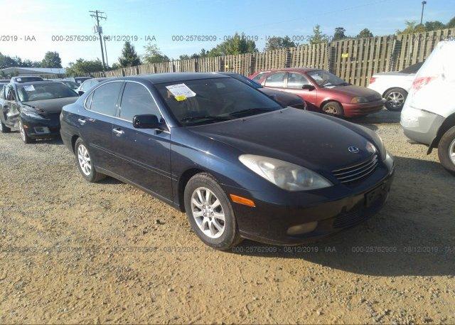 Inventory #461386720 2002 Lexus ES