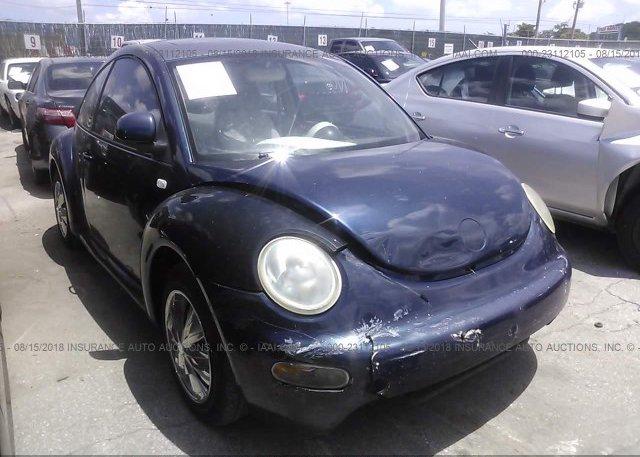 Inventory #305758688 2000 Volkswagen New Beetle