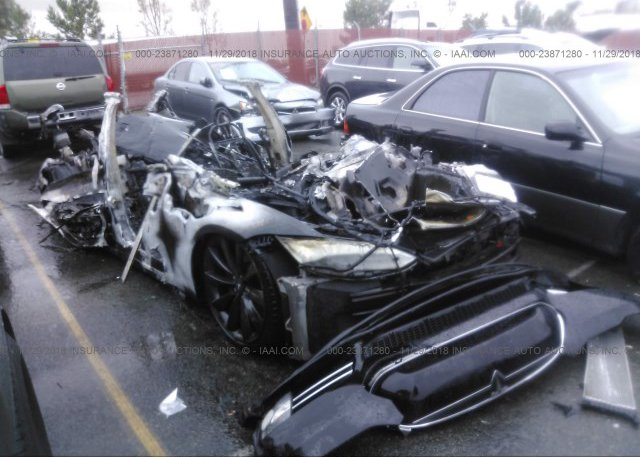 Inventory #893373673 2013 Tesla MODEL S