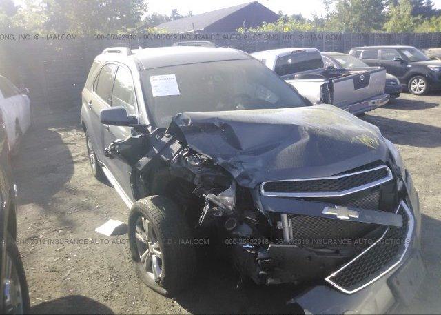 Inventory #782041940 2012 Chevrolet EQUINOX