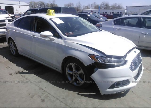 Inventory #616206162 2014 FORD FUSION