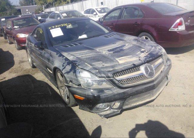 Inventory #986135199 2012 Mercedes-benz SL