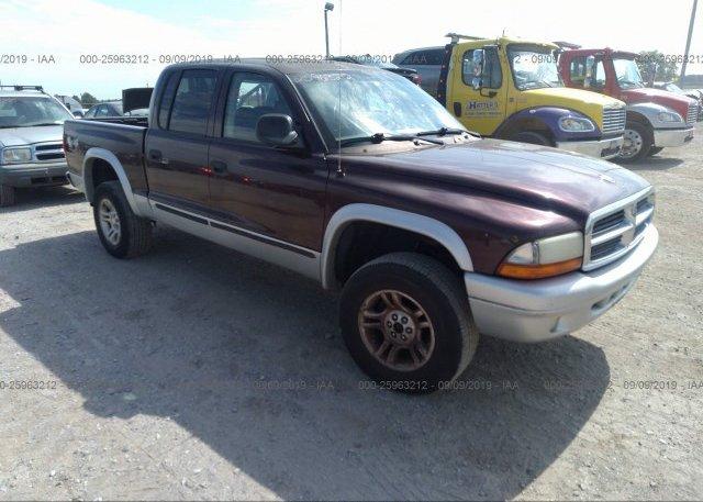 Inventory #395808765 2004 Dodge DAKOTA