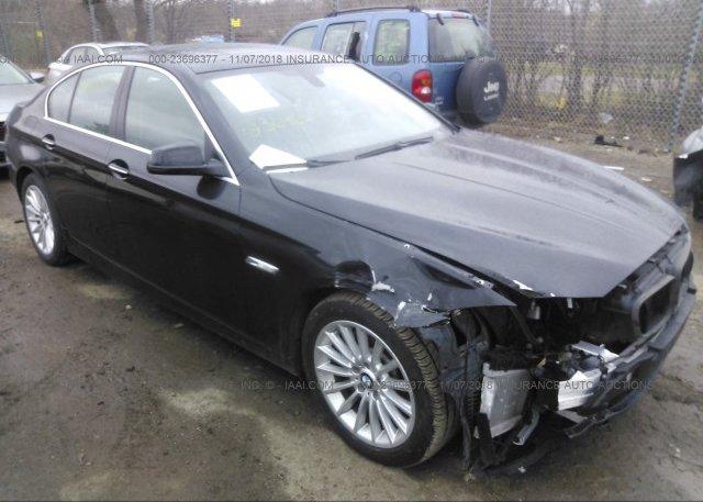 Inventory #940227048 2013 BMW 535