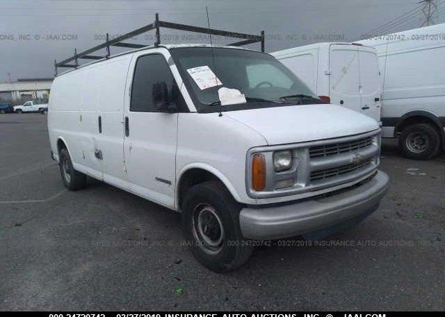 Inventory #530970279 2001 Chevrolet EXPRESS G3500