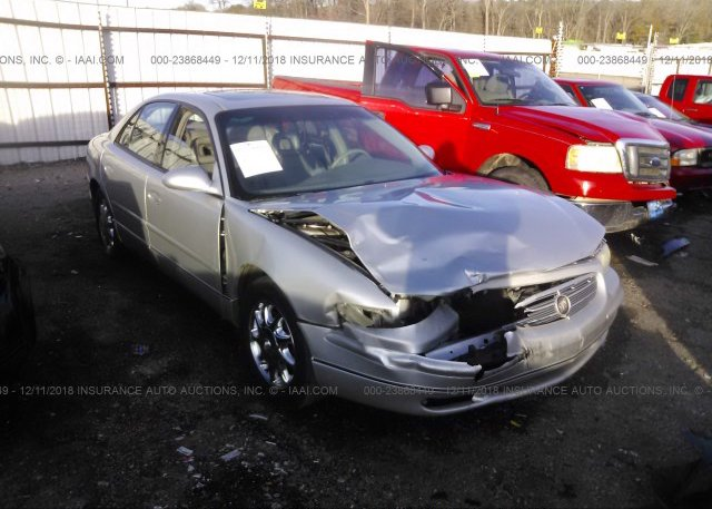 w04gu5gc7b1005557, salvage - greater than 75% gray buick regal at