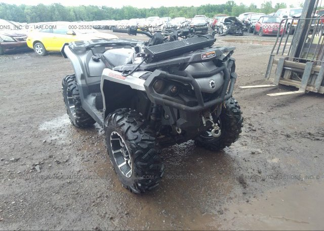 Inventory #555123048 2016 Can-am OUTLANDER MAX