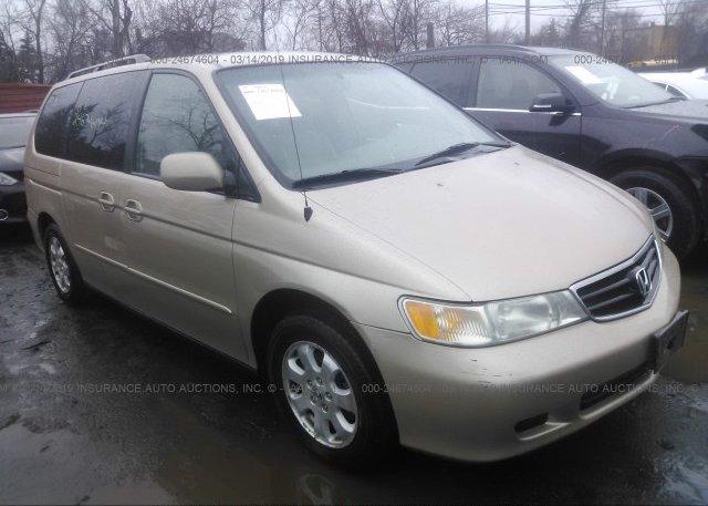 Inventory #499319116 2002 Honda ODYSSEY