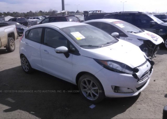 Inventory #459180297 2016 FORD FIESTA
