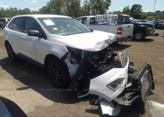 Inventory #170126265 2018 FORD EDGE