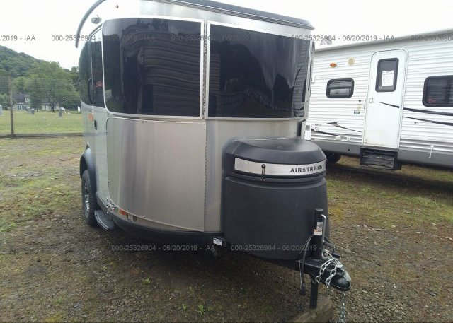 Airstream Basecamp For Sale >> 1smg4dc1xkj204345 Salvage Silver Airstream Basecamp At