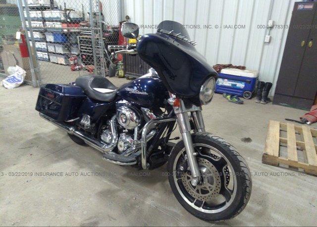 Inventory #931145922 2012 Harley-davidson FLHX