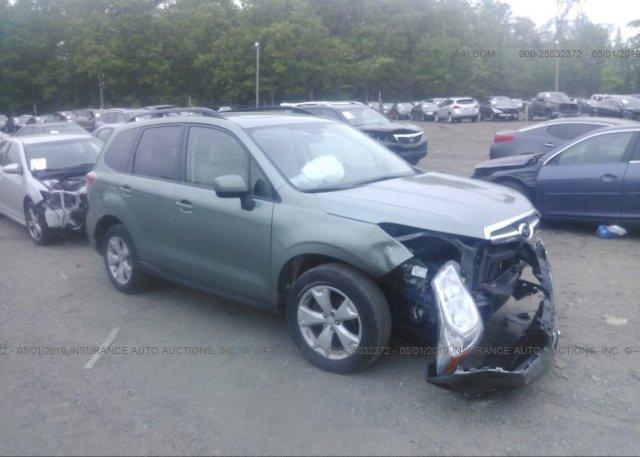 Inventory #748210246 2016 Subaru FORESTER