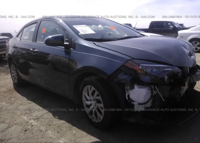 Inventory #844332417 2018 Toyota COROLLA