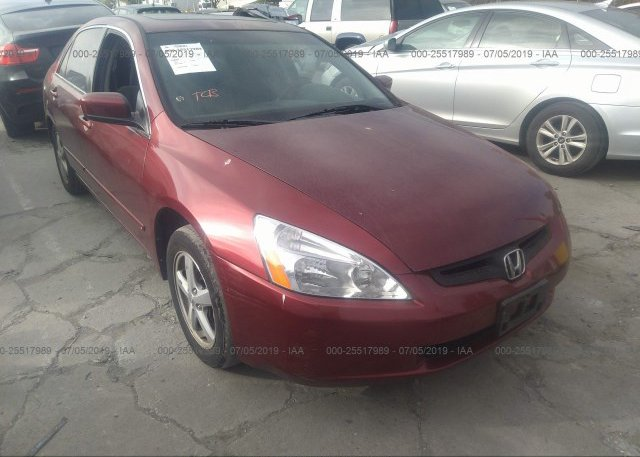 Inventory #117175500 2004 Honda ACCORD