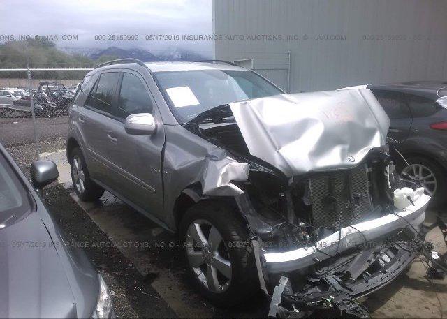 Inventory #481668013 2009 Mercedes-benz ML
