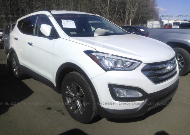 Inventory #828653078 2016 Hyundai SANTA FE SPORT