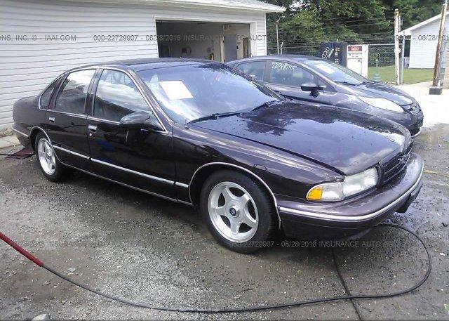 Inventory #827786502 1996 Chevrolet CAPRICE / IMPALA