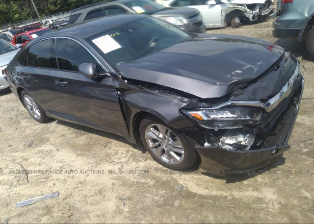 Inventory #406007334 2018 Honda ACCORD