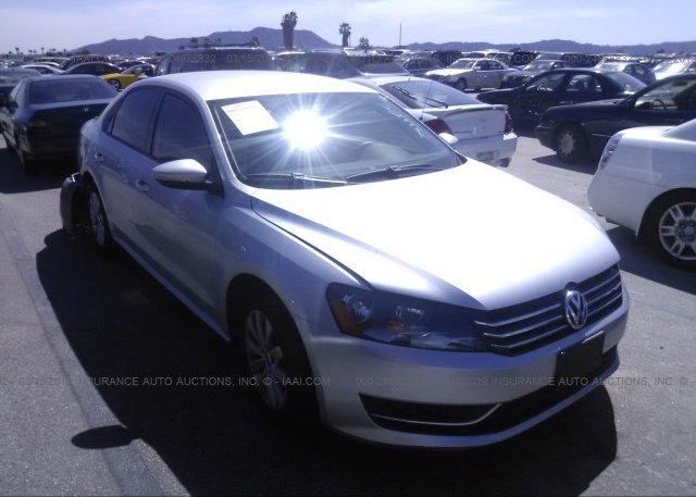 Inventory #714153401 2012 Volkswagen PASSAT
