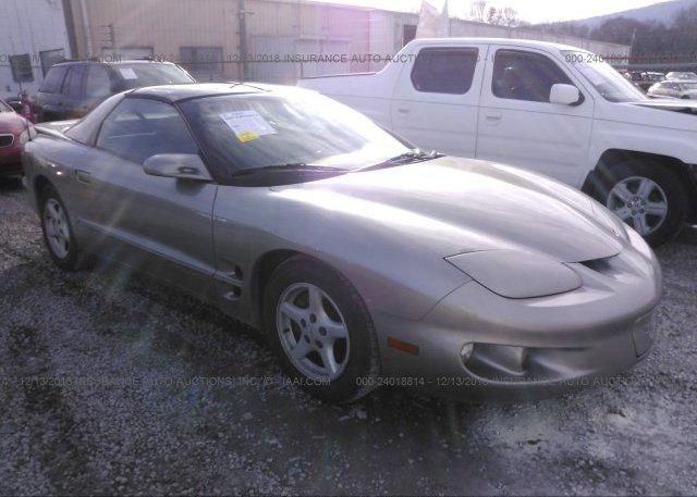 Inventory #870736256 2000 Pontiac FIREBIRD