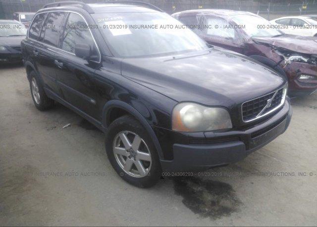 Inventory #696203225 2006 Volvo XC90