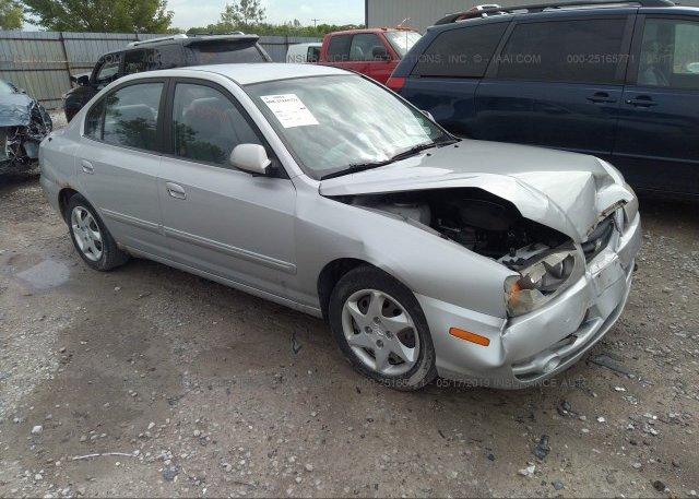 Inventory #619119944 2006 Hyundai ELANTRA
