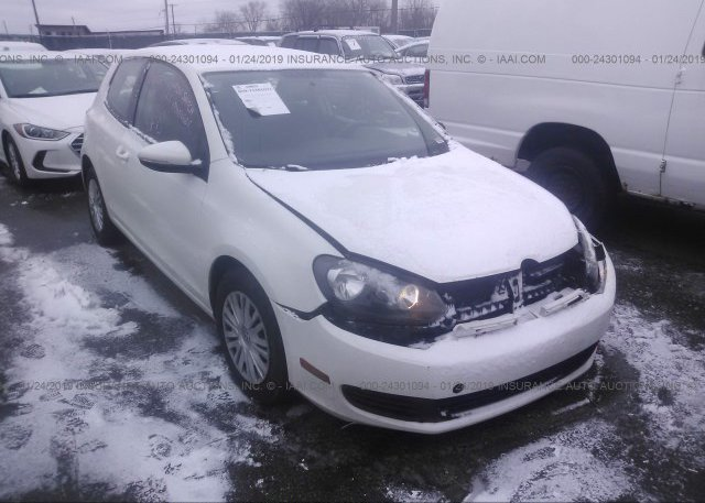 Inventory #725016939 2012 Volkswagen GOLF